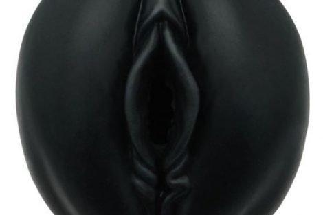 Lifetime Silicone Stroker Toy Black