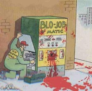 Automatic Blowjob Machines