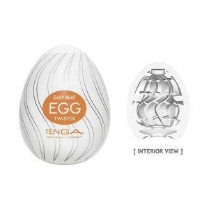 The Twister Tenga Egg Review